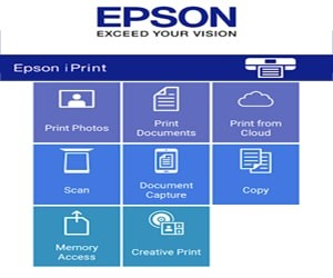 EPSON Mobile Printing Scan Solutions