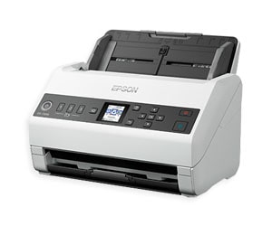 Epson DS-730N Scan