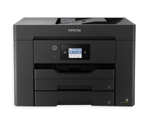 Epson WF-7830DTWF Scan