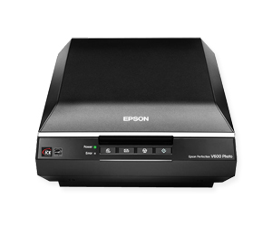 Epson Perfection V600 Photo Scan